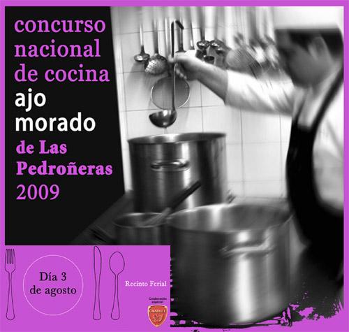 Concurso Nacional de Cocina