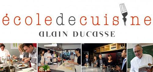 École de Cuisine Alain Ducasse