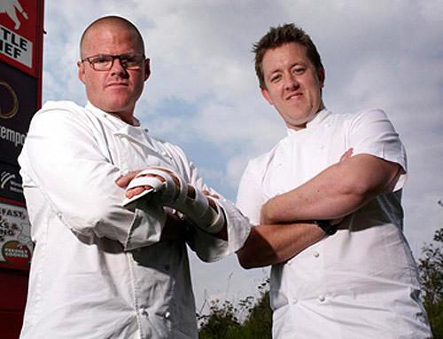Heston Blumenthal abre restaurante en Londres