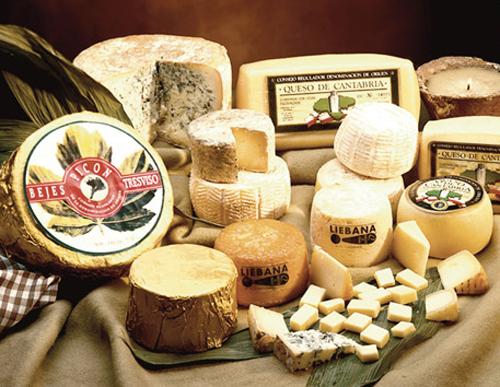 Documental sobre el queso