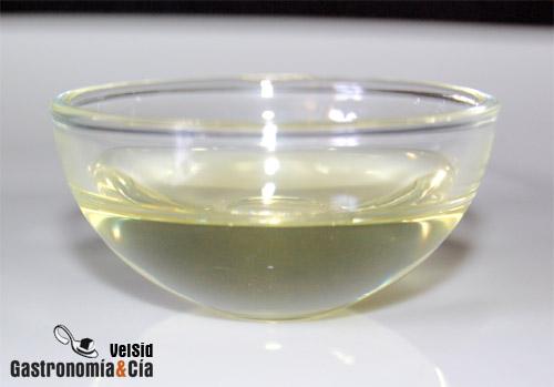 Aceite de pepitas de uva