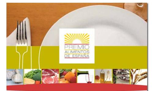 Premios Alimentos de España 2009