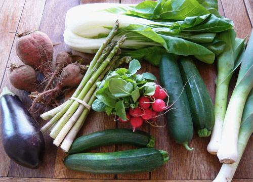 Alimentación orgánica más saludable