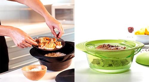 Debate olla vapor de mastrad - Utensilios para cocinar al vapor ...