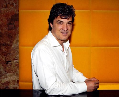 Chef carles Abellán