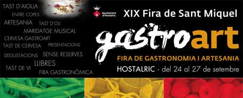 Feria de Gastronomía y Artesanía