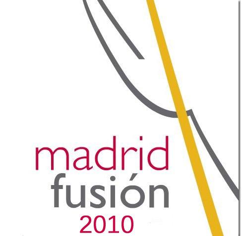 Programa Madrid Fusión 2010