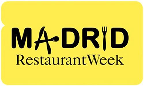 Madrid Restaurant Week Octubre
