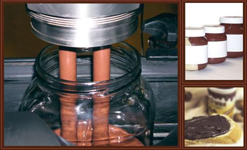 Etiquetado deficiente de crema de cacao procedente de Italia
