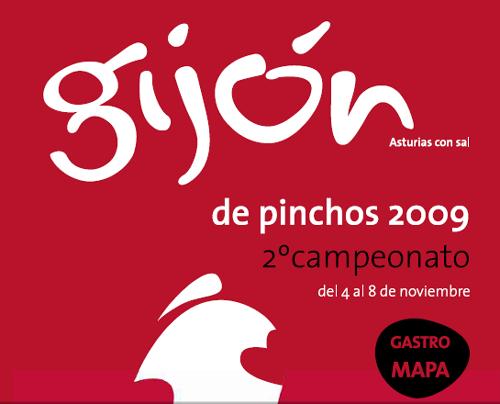 Campeonato de Pinchos y Tapas de Gijón