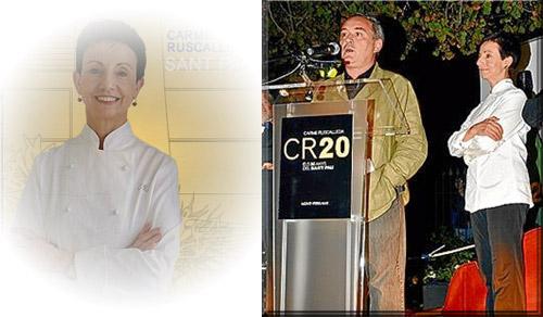 CR20, 20 años de Carme Ruscalleda