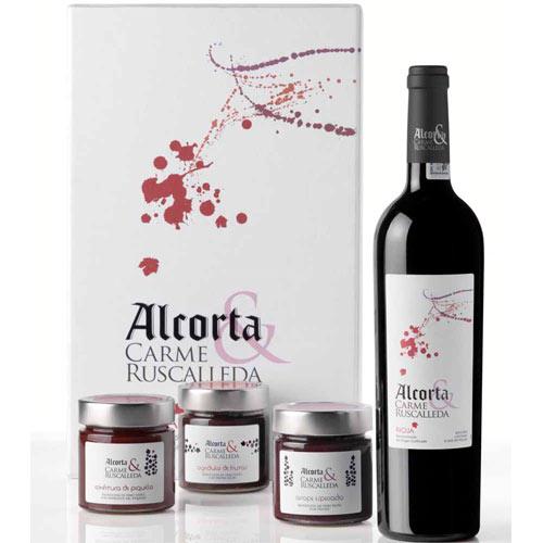 Gastrovinos de Alcorta & Carme Ruscalleda
