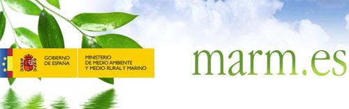 Ministerio del Medio Ambiente, Medio Rural y Marino