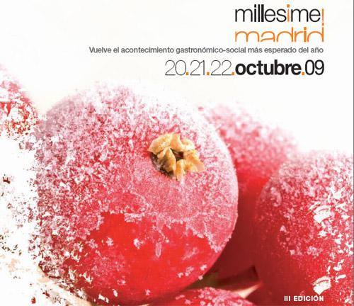 Millesime Madrid 2009