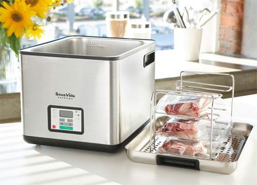 Sousvide supreme cocina al vac o en casa - Cocinar al vacio en casa ...
