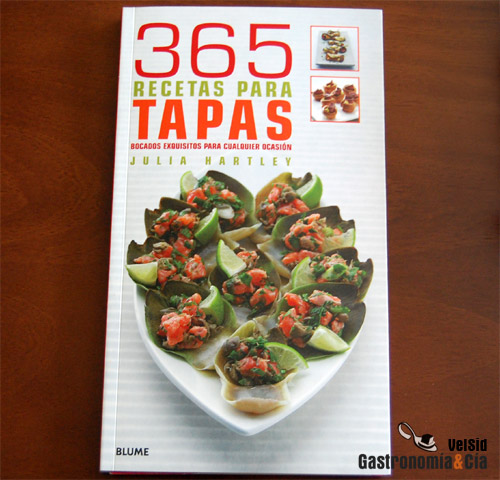 365 recetas para tapas