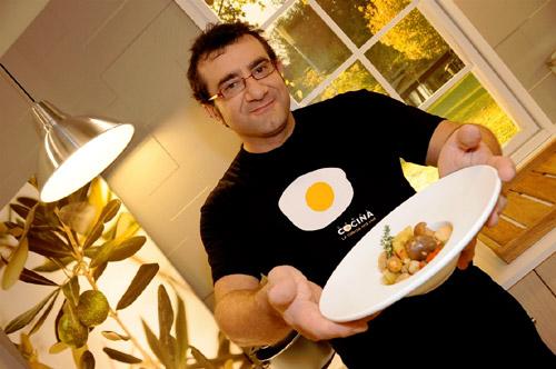 Cocinamos contigo en canal cocina gastronom a c a for Chema de isidro canal cocina