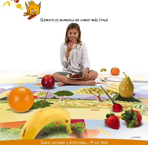 Fruta todo el año