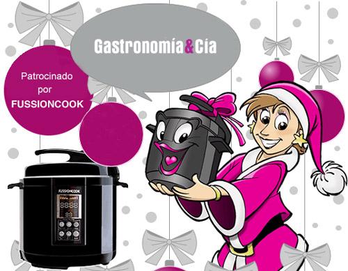 Gastronomía & Cía sortea una FussionCook