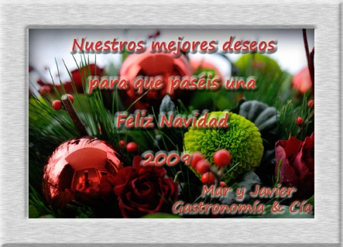 Feliz Navidad 2009