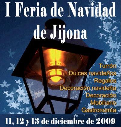 Feria de Navidad de Jijona