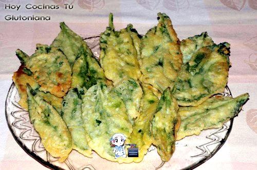 Cocinar Borrajas | Hoy Cocinas Tu Borrajas Rebozadas Gastronomia Cia