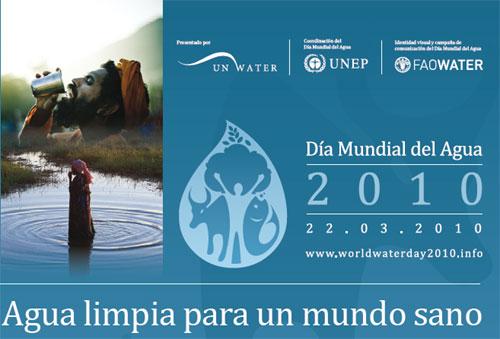 Preservar el agua en el mundo
