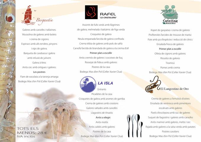 Restaurantes de Vinaròs