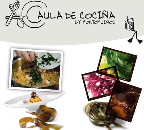 Curso de cocina con algas gastronom a c a for Cursos de cocina en badajoz