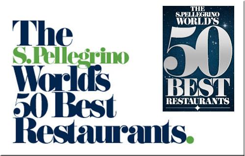 The S. Pellegrino World's 50 Best Restaurants