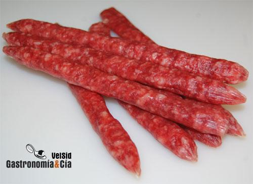 longanizas Comunidad Valenciana