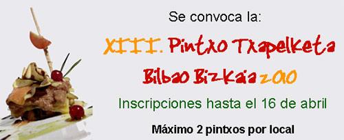 Muestra de Bares de Pintxos Bilbao-Bizkaia
