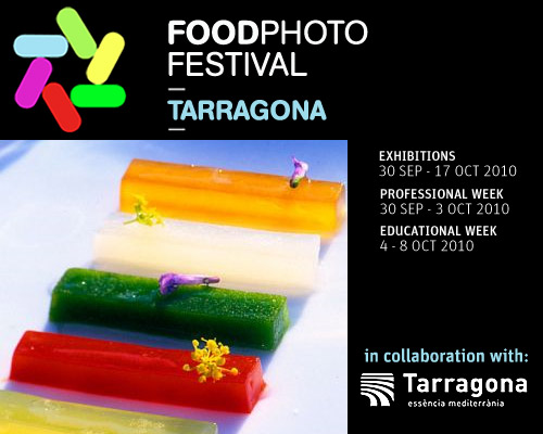 Festival de Fotografía Gastronómica