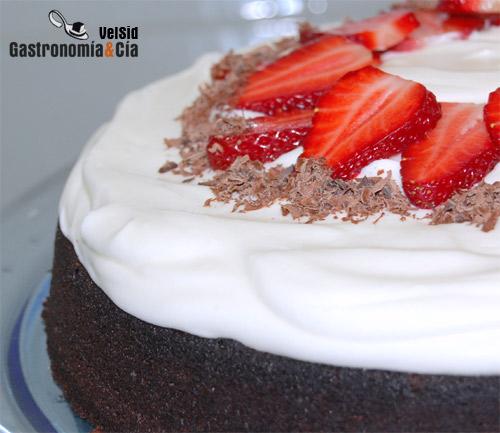 Cobertura de tartas