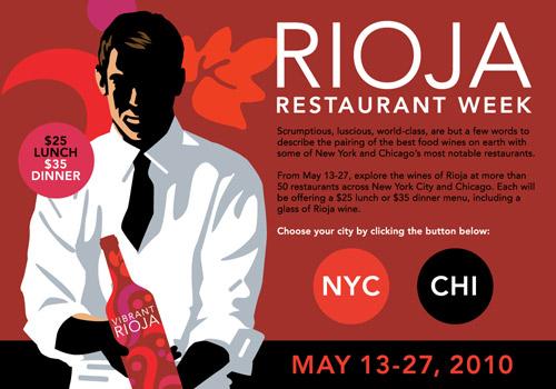Campaña del Vino de Rioja en Estados Unidos