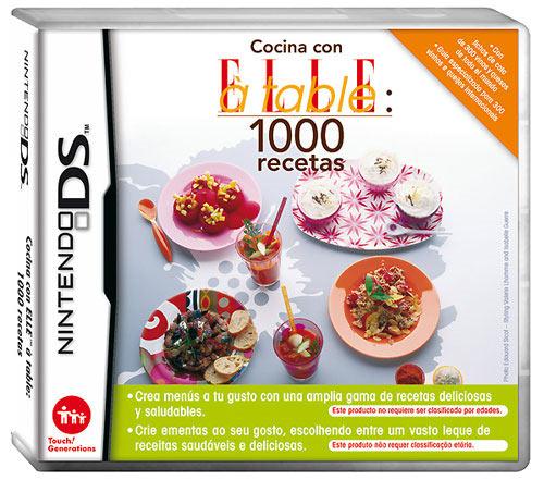 Juegos De Cocinar En Español | Cocina Con Elle A Table 1000 Recetas Gastronomia Cia