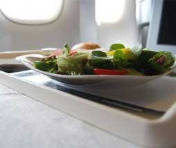 Catering y restauración líneas aéreas