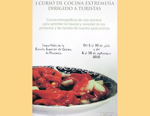Curso De Cocina Extremeña Dirigido A Turistas Gastronomía