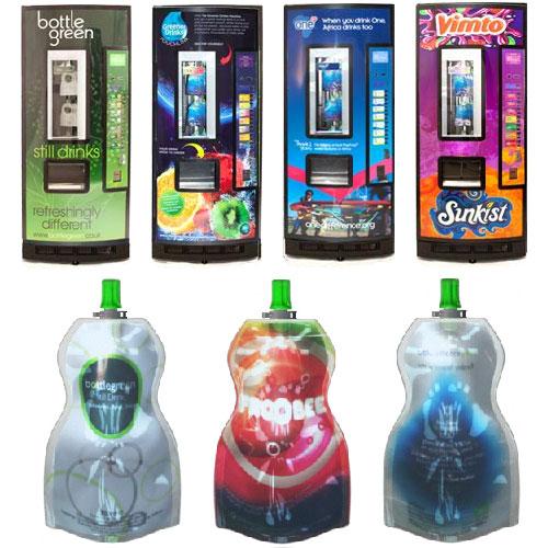 Maquinas expendedoras de bebidas