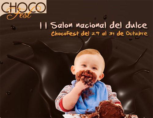 Feria del chocolate en Zaragoza