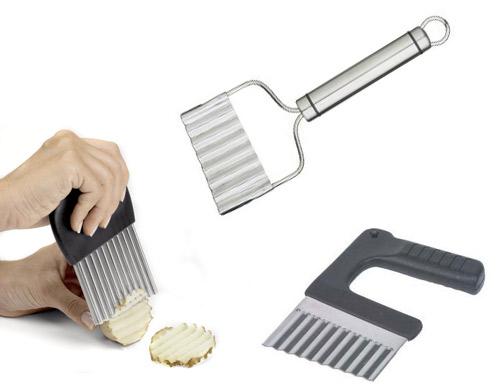 Cuchillo decorador - Cuchillos para decorar fruta ...