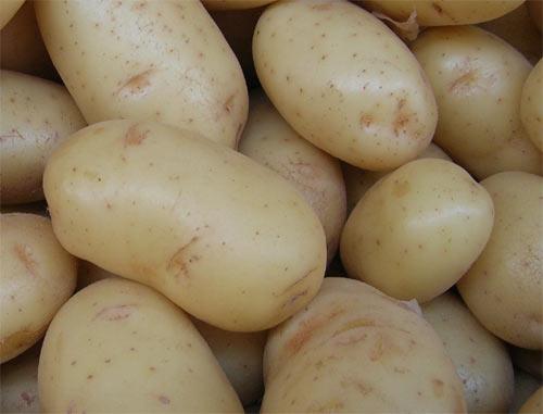 Patatas con más antioxidantes