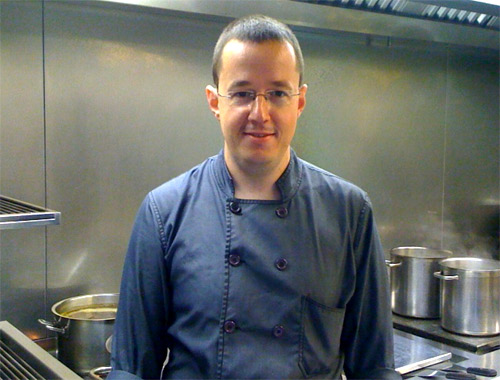 Presidente del jurado del Concurso Nacional de Cocina Aplicada al Langostino de Vinaròs 2010