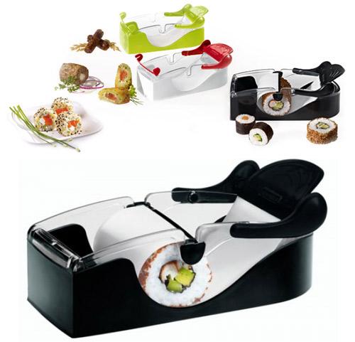 Sushi y rollitos fáciles de hacer
