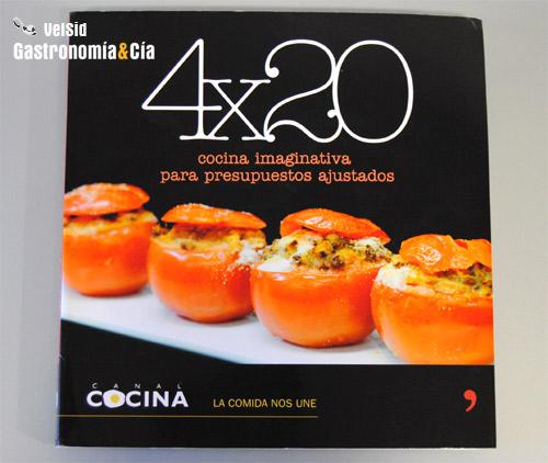 4 20 cocina imaginativa para presupuestos ajustados gastronom a c a - Diana cabrera canal cocina ...