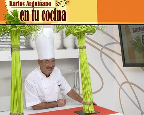 Opiniones de karlos arguinano en tu cocina for Cocina carlos arguinano