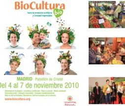 Feria de productos ecológicos y consumo responsable