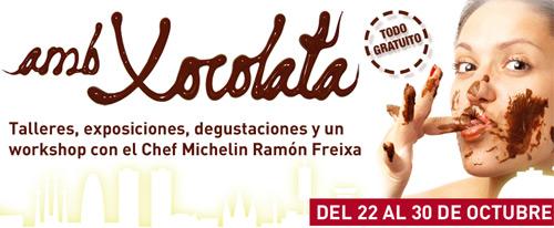 Talleres y degustaciones de chocolate en Barcelona
