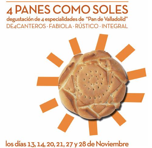 Jornadas Gastronómicas Pan de Valladolid