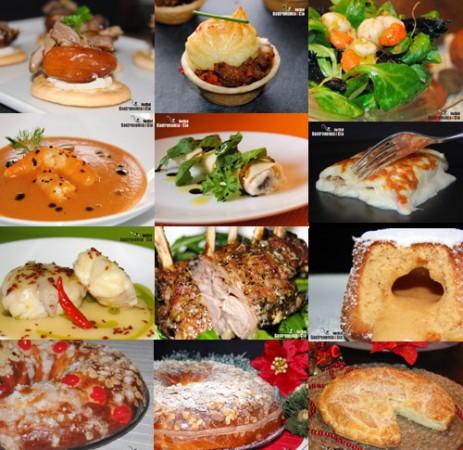 Recetas festivas para el nuevo a o gastronom a c a - Ideas para cena de nochevieja ...